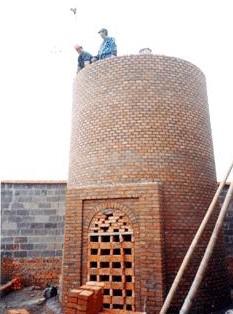 钢烟囱新建